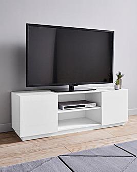 Allure High Gloss Wide TV Unit