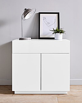 Allure High Gloss Compact Sideboard