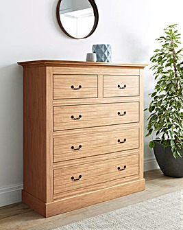 Ashford 3+2 Drawer Chest