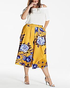 Wide Leg Culotte