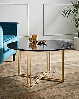 Viola Marble Coffee Table
