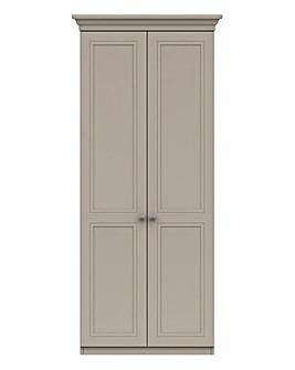 Harpenden Assembled 2 Door Wardrobe