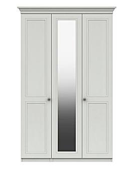 Harpenden 3 Door Wardrobe with Mirror