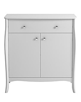 Paris 2 Door 1 Drawer Sideboard