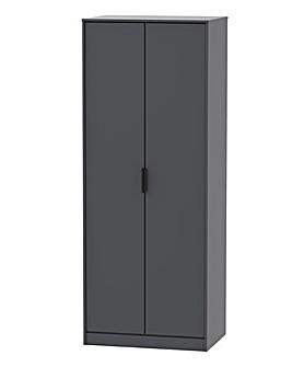 Monaco Assembled 2 Door Wardrobe