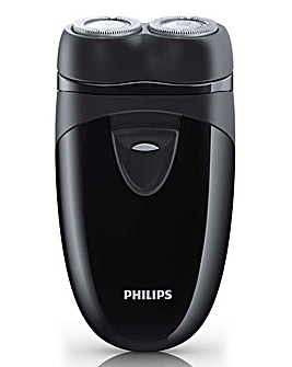 Philips PQ203/17 Series 3168 PowerTouch Battery Operated Travel Shaver