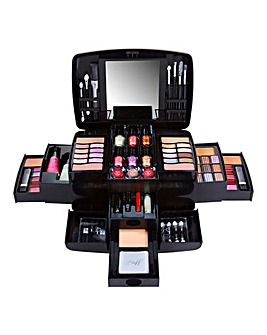 Pretty Pink Deluxe Case and Make-Up Set
