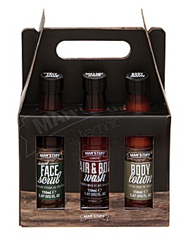 Men's Ultimate Six Pack Gift Set