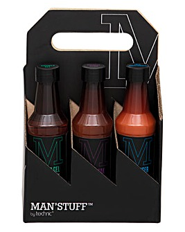 Man'Stuff Ultimate Six Pack Gift Set