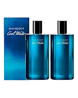 Davidoff Cool Water 75ml Aftershave Buy One Get One FREE!
