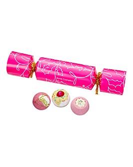 Bomb Cosmetics Berry Christmas Cracker