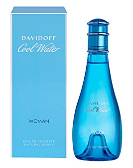 Cool Water Woman 100ml EDT