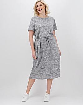 Soft Touch Short Sleeve Dress