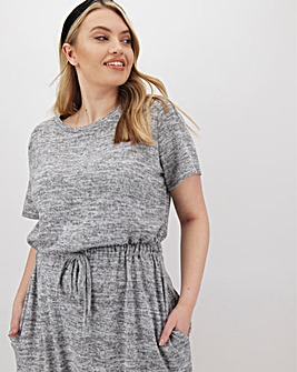 Soft Touch Short Sleeve Dress