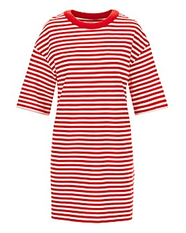 Red Stripe Tunic