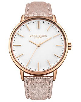 Ladies Daisy Dixon Round Dial Watch