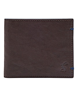 Joules Tillman Leather Wallet