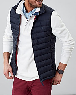 Joules Go To Quilted Gilet