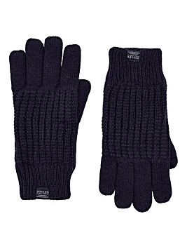 Joules Bamburgh Knitted Gloves