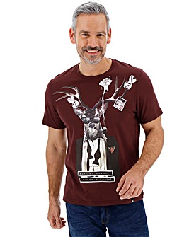 Joe Browns Stagger T-Shirt Long