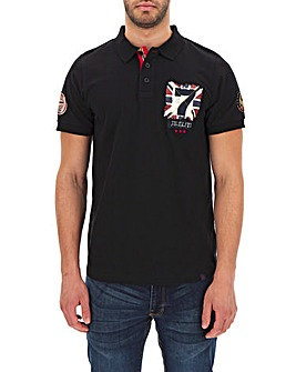 Joe Browns Union Jack 7 Polo Long