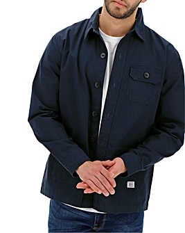 Fenchurch Guildhall Overshirt Long