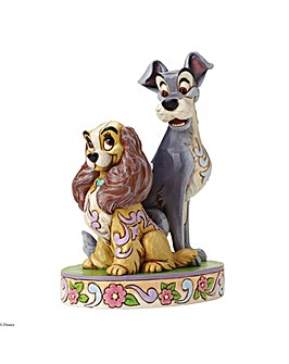 Disney Traditions Lady And Tramp