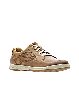 Clarks Stafford Park5 Shoes G fitting
