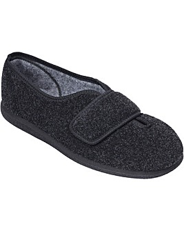 Cosyfeet Ronnie Extra Roomy (3H Width) Men's Slippers