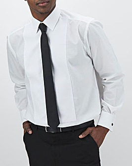 Double Two L/S Marcella Dress Shirt