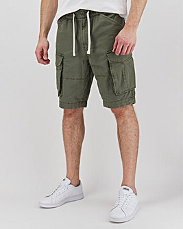 Voi Washed Cargo Shorts
