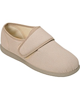 Cosyfeet Henry Extra Roomy (3H Width) Men's Fabric Shoes