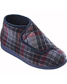 Cosyfeet Robbie Extra Roomy (3H Width) Men's Slippers
