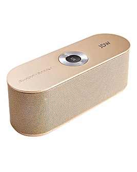 JDW Bluetooth Speaker Gold