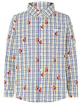 Monsoon Caleb Fox Check Shirt