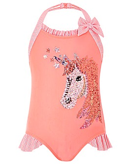 Monsoon Claudia Unicorn Swimsuit