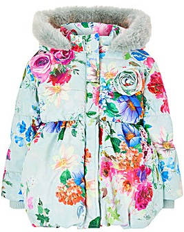 Monsoon Baby Rochella Padded Coat