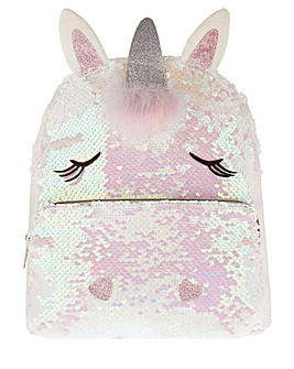Monsoon Sugar Sparkle Unicorn Backpack