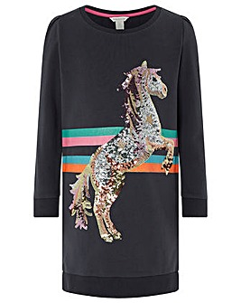 Monsoon Heidi Horse Sweat Tunic