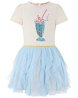 Monsoon Disco Milkshake Dress