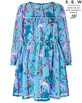 Monsoon S.E.W Nella Unicorn Dress