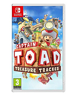 Captain Toad Treasure Tracker Nintendo