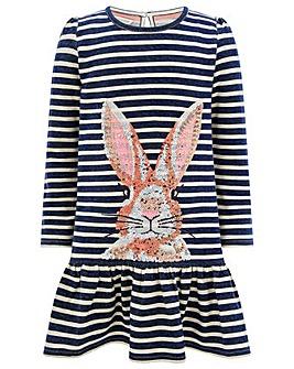 Monsoon Lula Bunny Sweat Dress