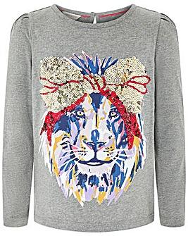 Monsoon Beau Lion T-Shirt