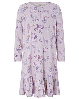 Monsoon Vivanna Unicorn Ls Nightdress