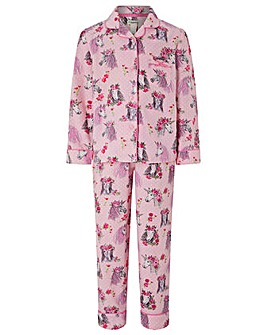 Monsoon Nara Horse Flannel Pj