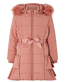 Monsoon Rosa Padded Coat