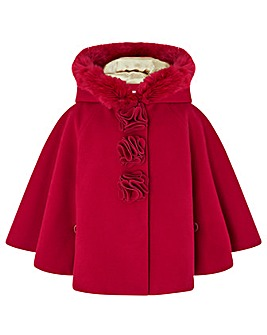 Monsoon Baby Ellie Cape