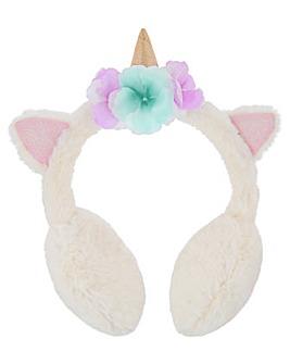 Monsoon Unicorn Earmuffs