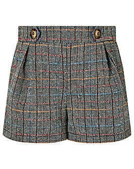 Monsoon Cecilia Check Short